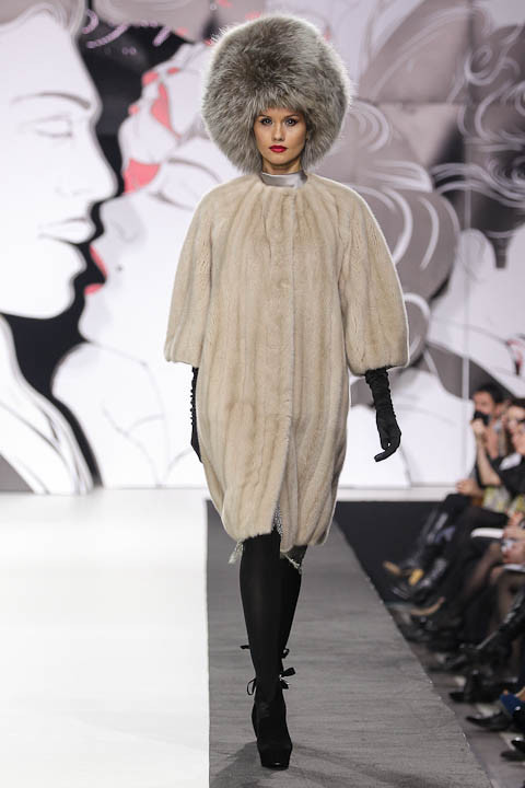 """Коллекция """"La Femme Magnifique"""" Модного Дома Игоря Гуляева. Изображение № 36."""