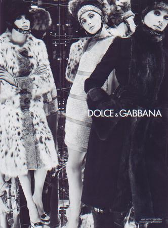 Рекламная кампания Dolce & Gabbana FW 2006 . Изображение № 4.