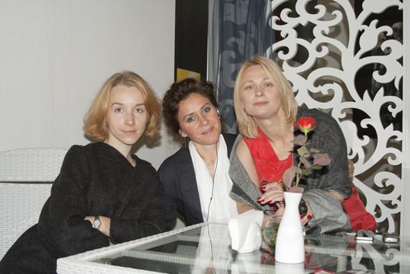 Фотоотчет о семинаре Лидевью Эделькорт в Киеве. Изображение № 36.