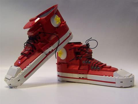 48 креативных LEGO творений. Изображение № 1.