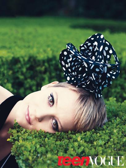 Teen Vogue March 2010. Изображение № 5.
