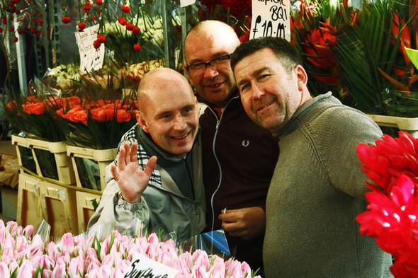 Columbia Road Flower Market/Цветочный рай. Изображение № 6.