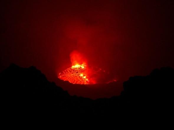 К центру Земли: вулкан Нирагонго в Демократической Республике Конго. Изображение № 8.