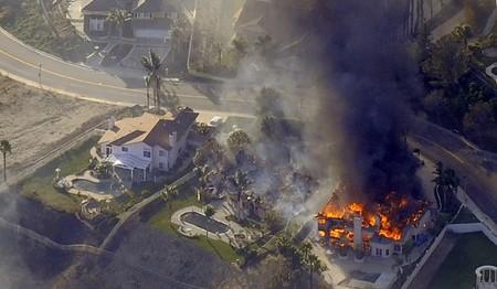 Пожары вКалифорнии. Изображение № 14.