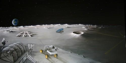 Lunar ArchPrize. Изображение № 12.