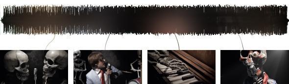 Клип дня: Пляшущие скелеты в клипе Islands. Изображение № 1.