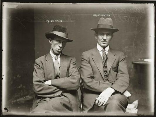 Закон и беспорядок: 10 фотоальбомов о преступниках и преступлениях. Изображение № 95.