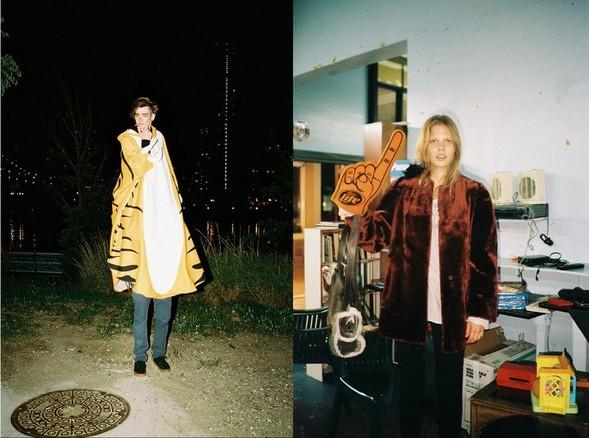 Лукбуки: Urban Outfitters November 2010. Изображение № 24.