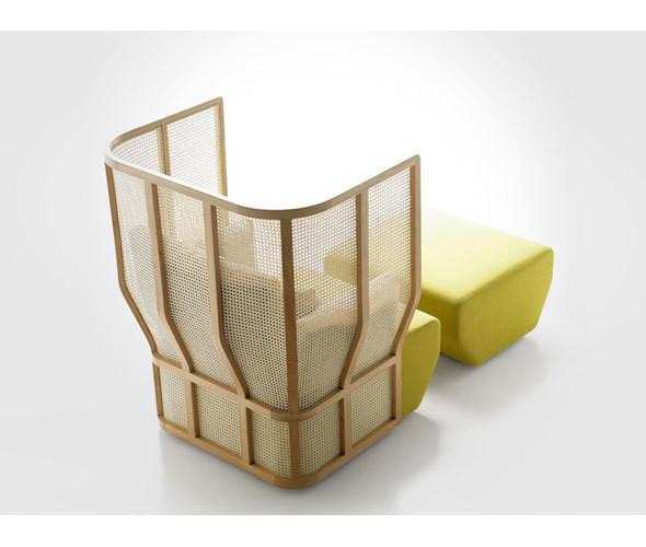 Изображение 4. Личное дело: мебельные «ракушки» для персонального пространства.. Изображение № 4.