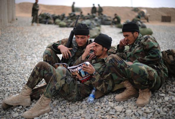 Афганистан. Военная фотография. Изображение № 29.