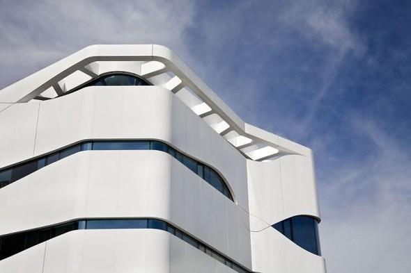 Технологический центр медицинской науки - Берлин. Изображение № 10.