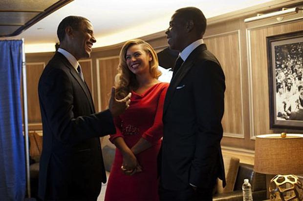 Выборы-выборы: Звездный фотоальбом Барака Обамы. Изображение № 5.