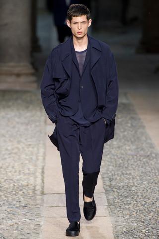 Неделя мужской моды в Милане: День 1. Изображение № 44.
