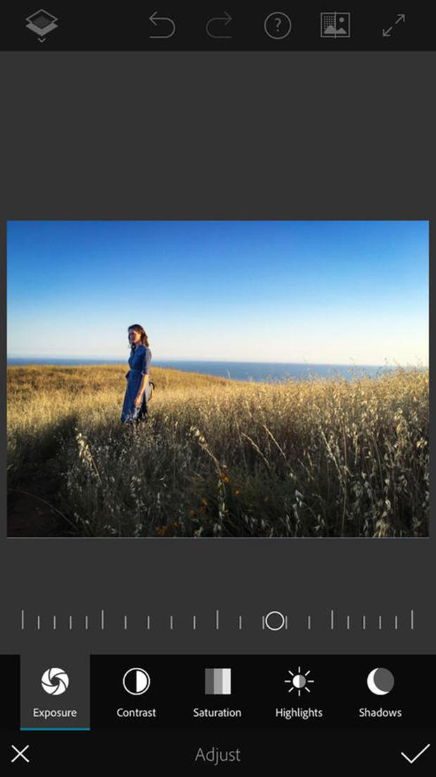 В новом Photoshop для iOS и Android будут функции изнастольного. Изображение № 3.