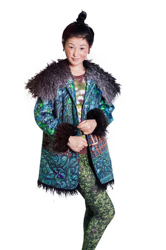 LOOKBOOK: ENA !! Самая весёлая  осень-зима 2012-13. Изображение № 20.