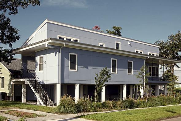 Архитектурный проект Брэда Питта. Изображение № 7.