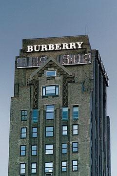 Burberry возвращается. Изображение № 3.