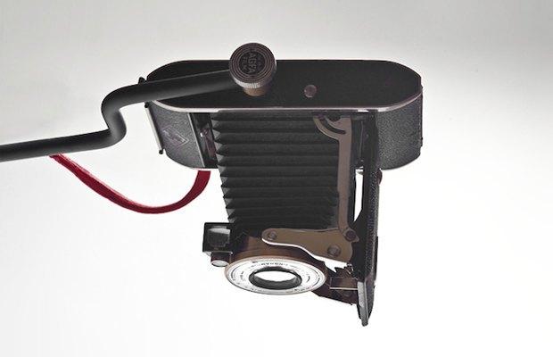 Винтажные фотоаппараты превратили в предметы интерьера. Изображение № 3.