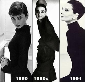 Одри Хепбёрн: «Не думала, что с лицом как у меня, я окажусь в кино».. Изображение № 8.