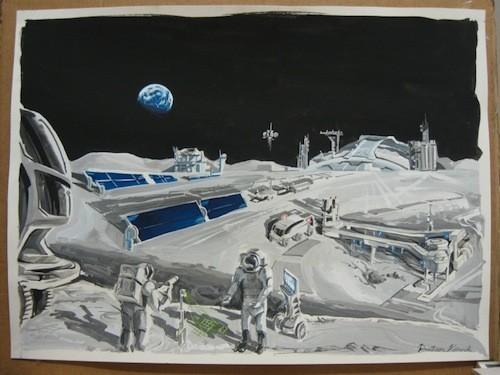 Lunar ArchPrize. Изображение № 9.