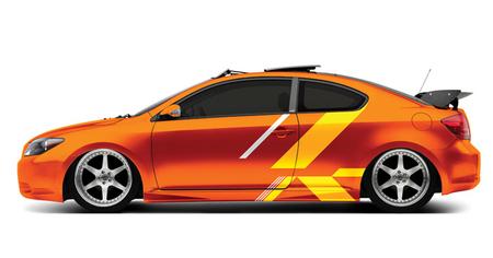Scionбюджетный вариант дизайнерских авто избудущего. Изображение № 3.