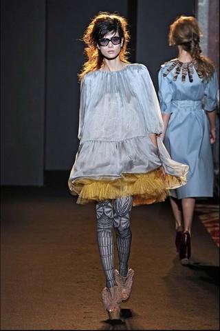 Алена Ахмадуллина на Парижской неделе моды. Изображение № 1.