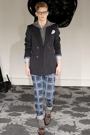 Неделя моды в Париже: мужские показы. Изображение № 26.