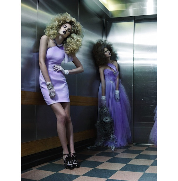 Новые съемки: Numero, Playing Fashion, Tangent и Vogue. Изображение № 28.