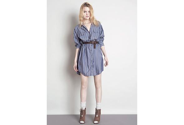 Кое-что новое:Alexander McQueen, Urban Outfitters, Zara. Изображение № 21.
