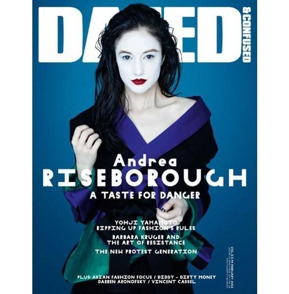 Изображение 2. Обложки: Dazed & Confused, Dansk и другие.. Изображение № 3.