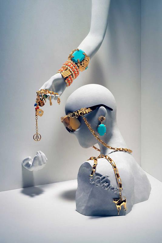 Вышел лукбук коллекции Анны Делло Руссо для H&M. Изображение № 5.