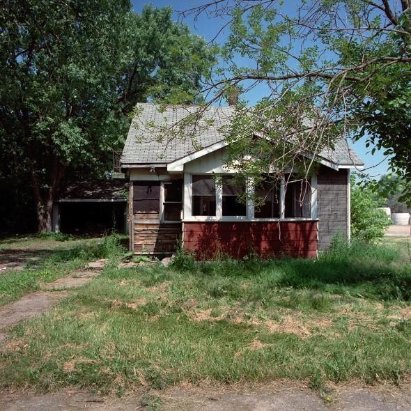 100 заброшенных домов. Изображение № 12.