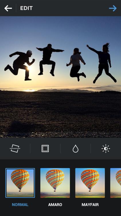 Instagram для Android стал «плоским». Изображение № 2.