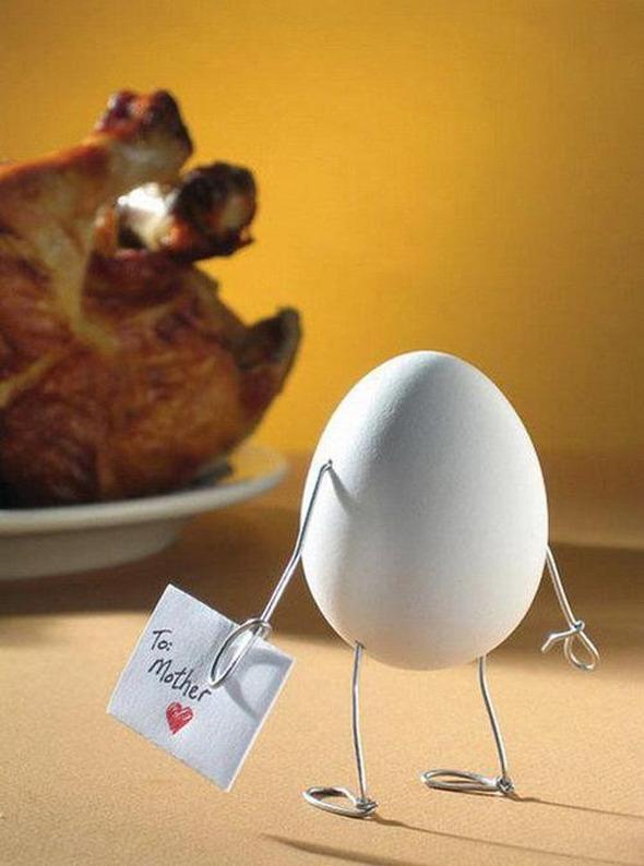 Всемирный день яйца :) Вдохновляемся!. Изображение № 7.