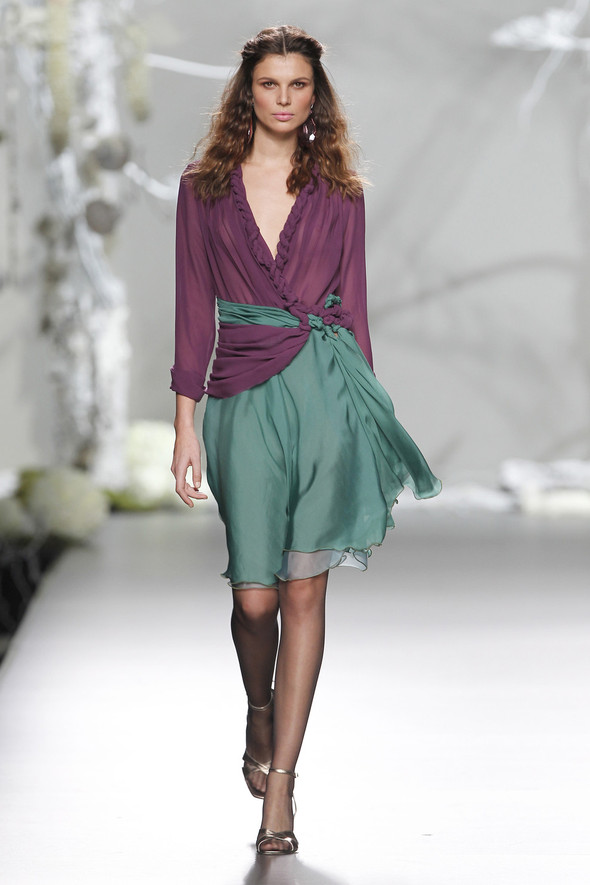 Madrid Fashion Week A/W 2012: Francis Montesinos. Изображение № 7.