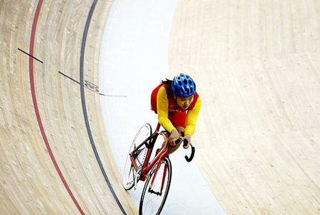 Лучшие фотографии Паралимпийских игр-2008 вПекине. Изображение № 8.