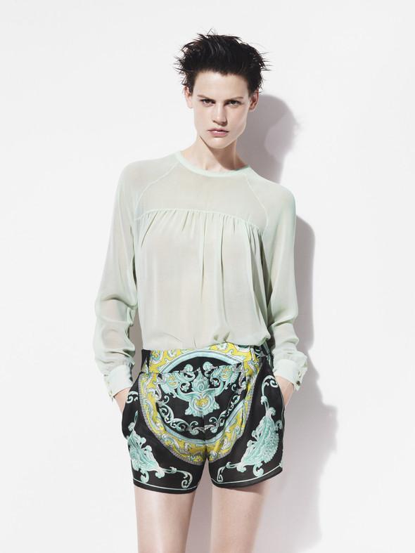 Кампания: Саския де Брау для Zara SS 2012. Изображение № 1.