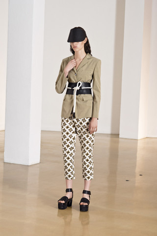 Коллекции Resort 2013: Christian Dior, Louis Vuitton, Marios Schwab и другие. Изображение № 36.