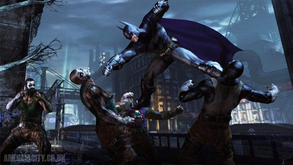 Изображение 18. Batman: Arkham City.. Изображение № 18.