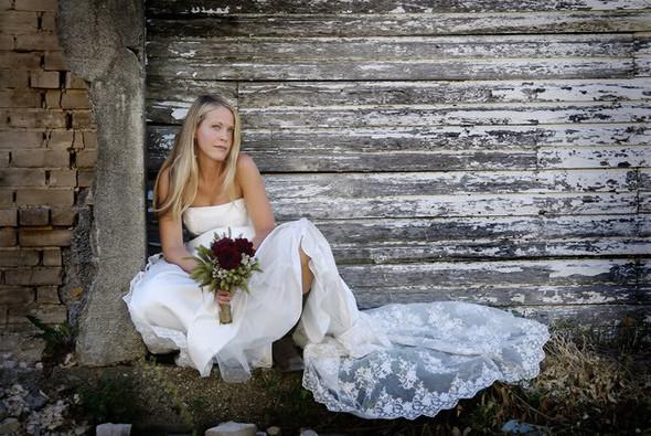 Trash the Dress: смерть свадебному платью!. Изображение № 33.