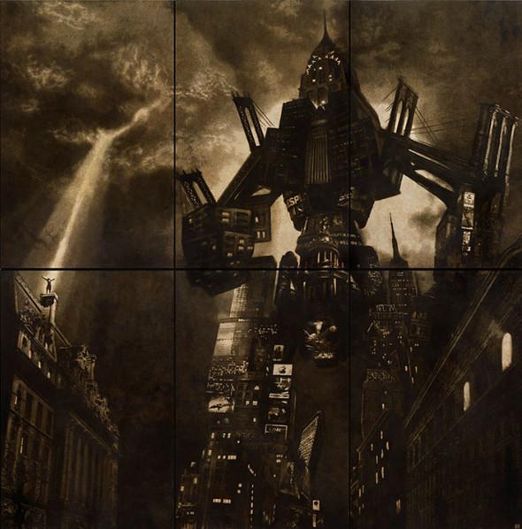 """Искусственный """"вандализм"""" - Марка Эванса. Изображение № 19."""