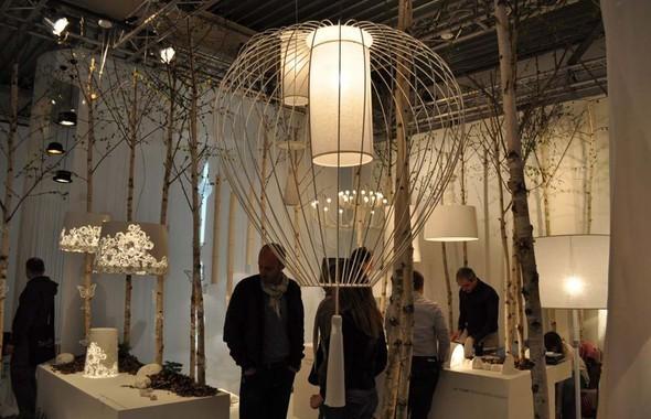 Лампы на Миланской Неделе Дизайна 2010. Изображение № 3.