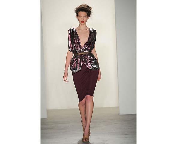 Неделя моды в Нью-Йорке: второй день. Изображение № 35.