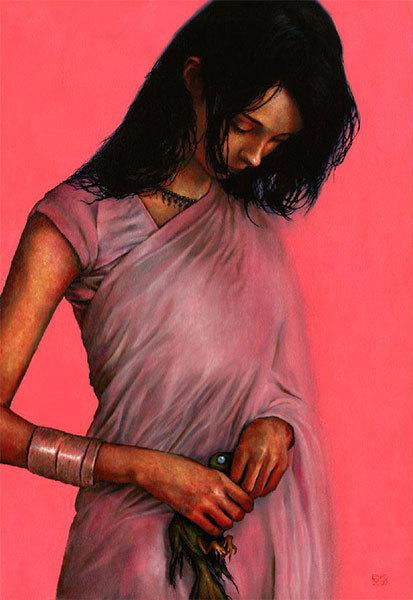 Страшное икрасивое вкартинах Andrew Esao. Изображение № 10.