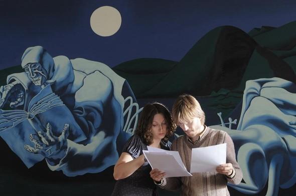 Kuzmacinema: Премьерный показ фильма «Голубая кость» в Художественном. Изображение № 8.