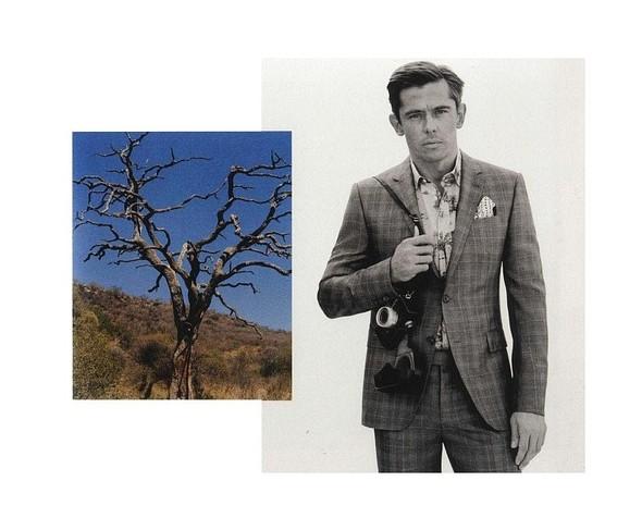 Кампания: мужская коллекция Louis Vuitton SS 2012. Изображение № 1.