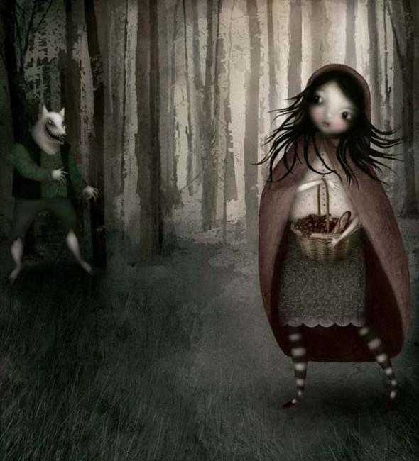 Изображение 15. Сказки на ночь от Лизы Эванс (Lisa Evans).. Изображение № 28.