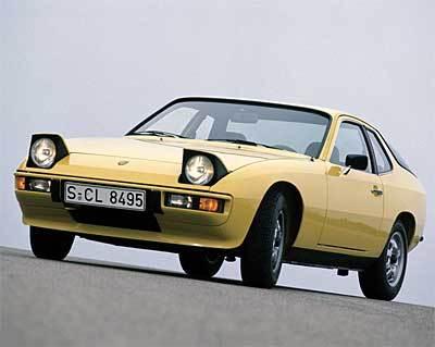 История компании Porsche. Изображение № 8.