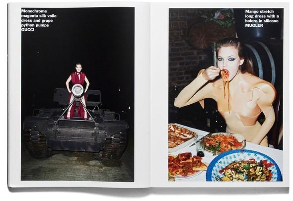 Съёмка: Терри Ричардсон и Линдси Уикссон для Purple Fashion. Изображение № 11.