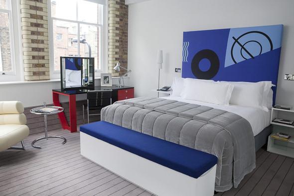 Изображение 31. Design Hotels: Boundary, Лондон.. Изображение № 30.